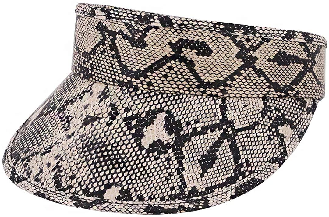 Surkat Sun Visor Cap Adjustable Visors Multicolored Sportswear Sun Hat for Women Men