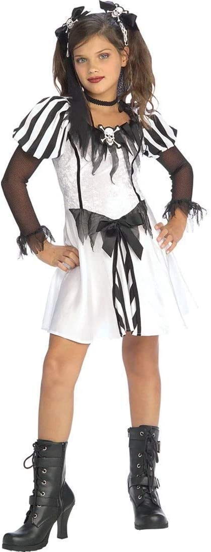 Rubies Punky Pirate Costume Small