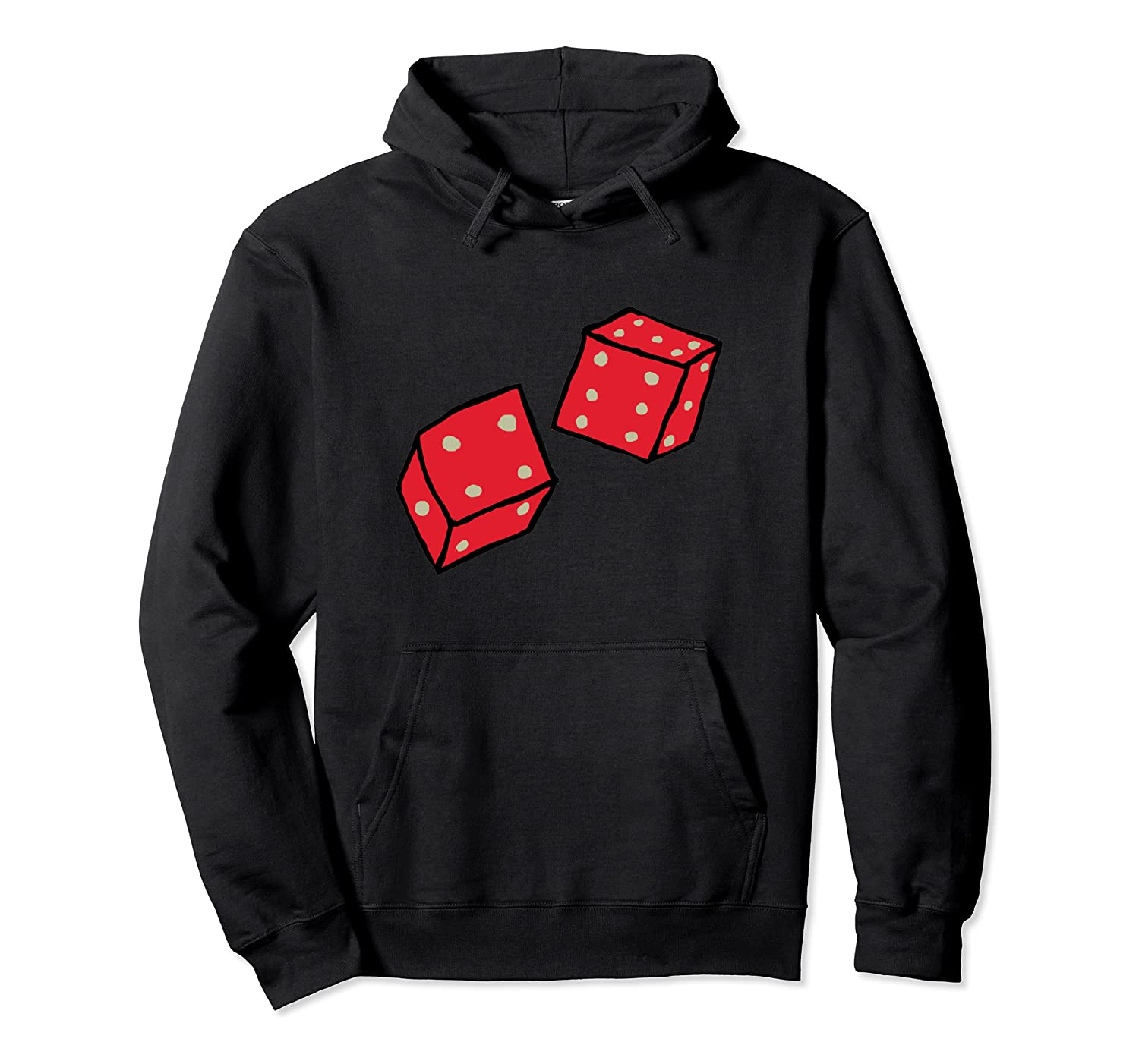 Roll The Dice Pullover Hoodie