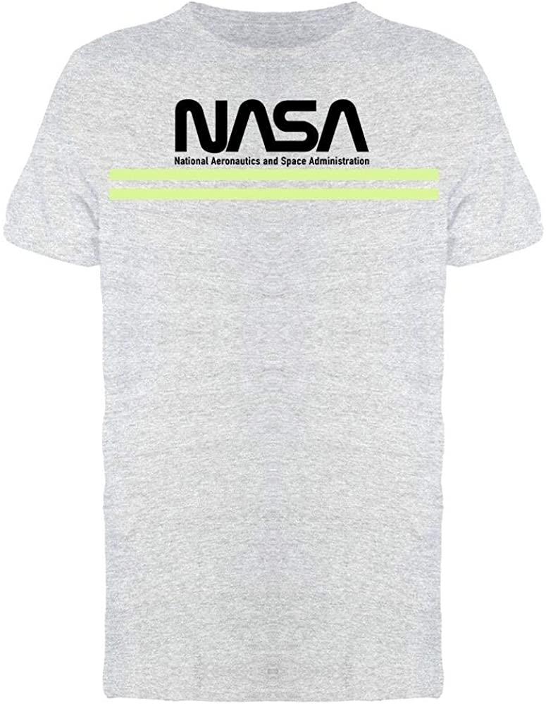 NASA Mens Space Administration Usa T-shirt