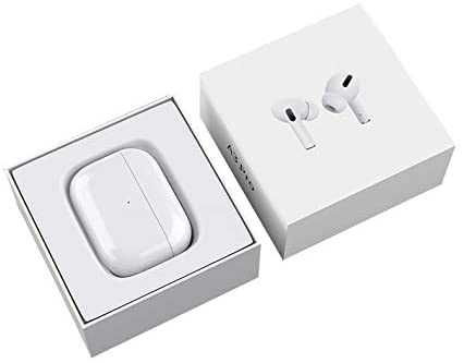 Headphone Wireless Earbuds Bluetooth 5.0 Headsets Pop-ups Auto Pairing in-Ear Earphone with Charging Case.