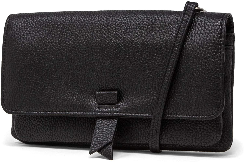 Mundi Kasandra RFID Crossbody Wallets For Women Travel Purse Wallet On A String Vegan Leather