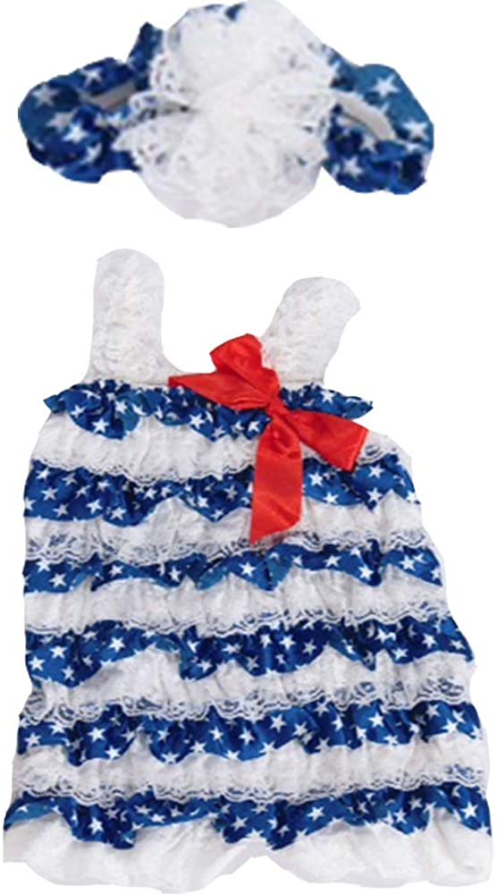 V1 Clothing CO Baby Girl Dress