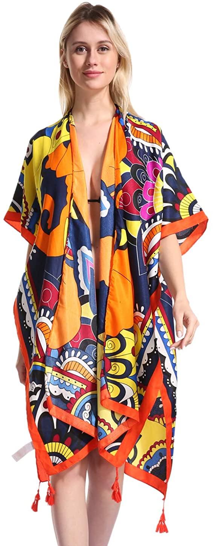 Women's Stylish Kimono Cardigan or Beach Coverup