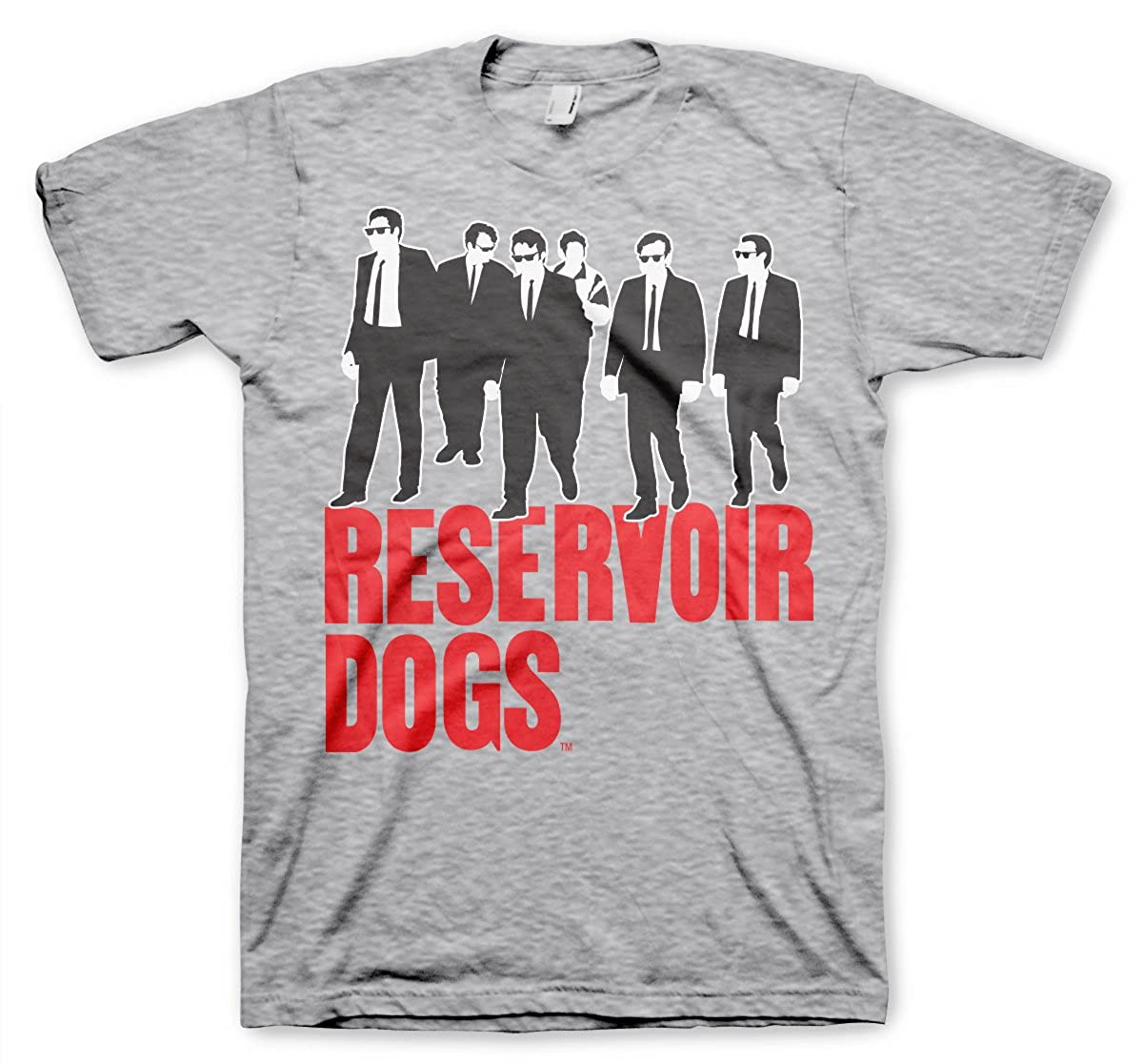 Reservoir Dogs Officially Licensed T-Shirt (Heather Grey)