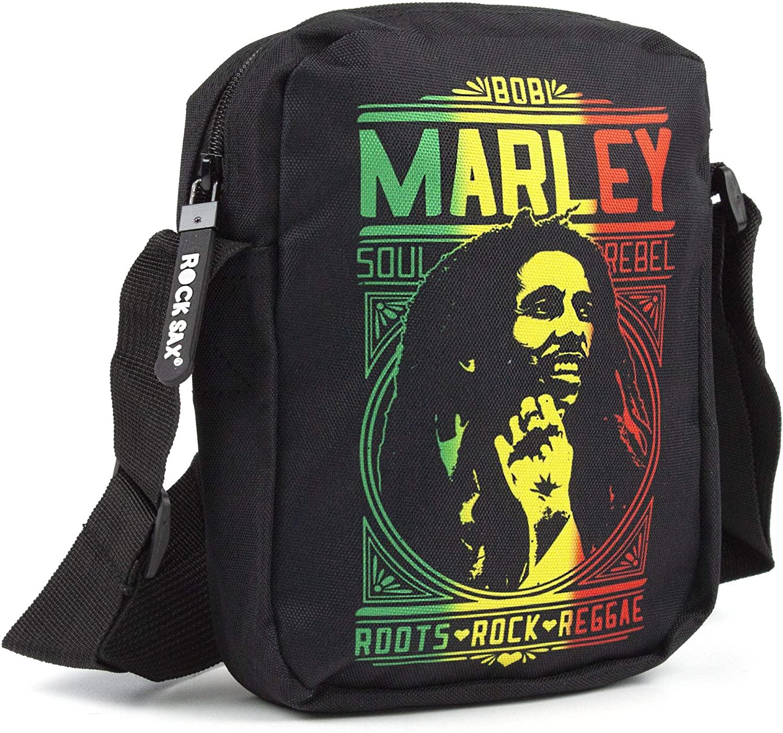 Rock Sax Bob Marley Roots Rock Crossbody bag