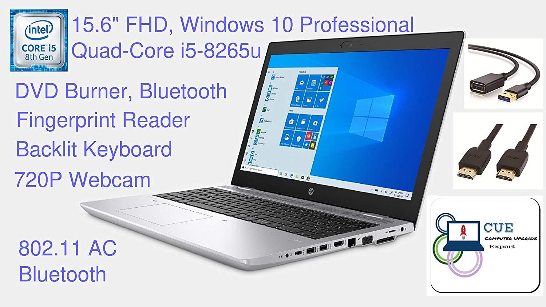 HP Probook 650 G5 Premium Business Laptop, 15.6