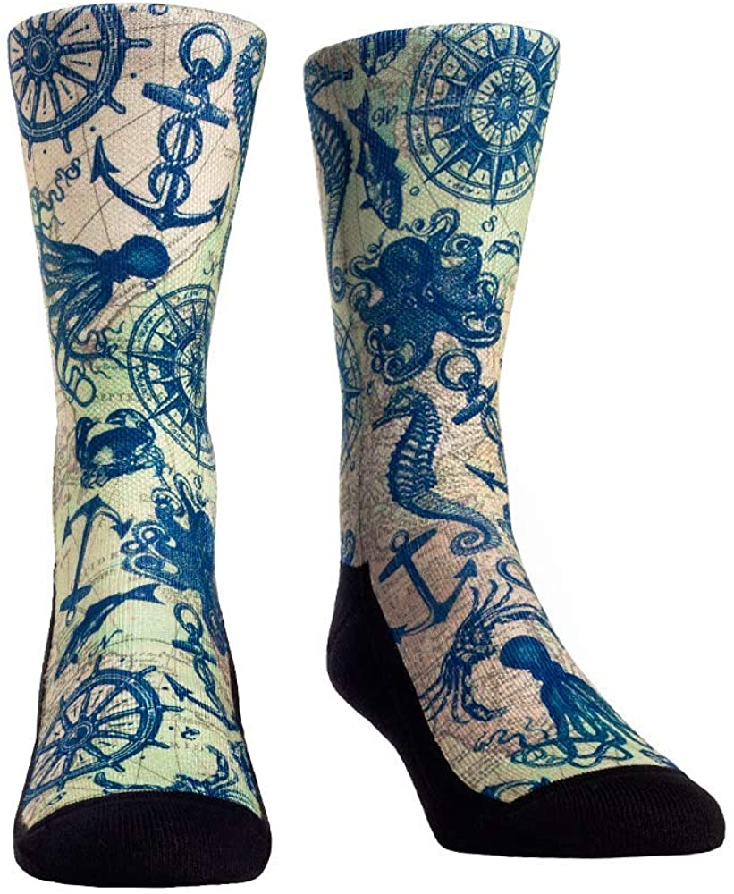 Endless Summer Tropical Fun Rock 'Em Socks