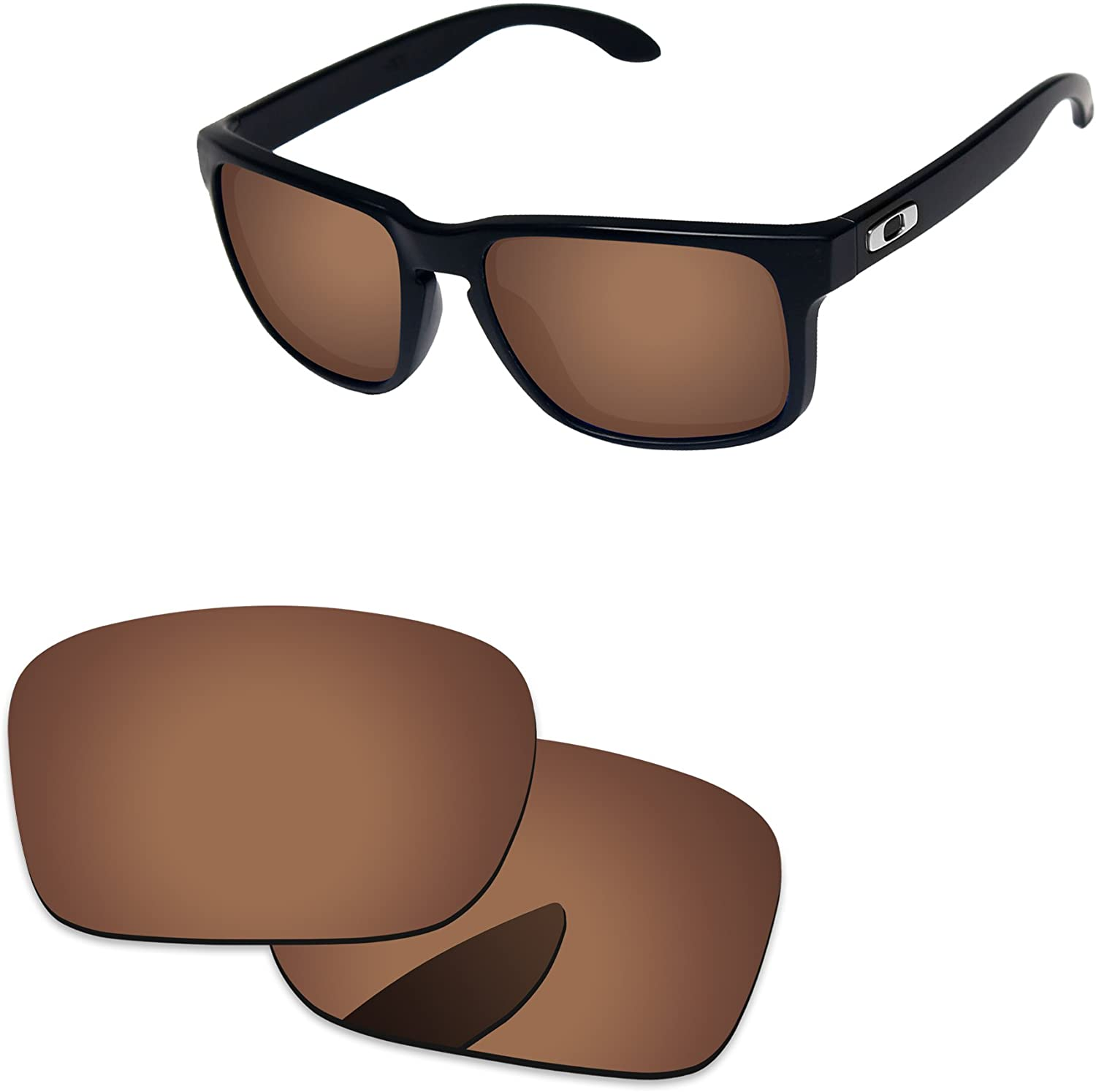 PapaViva Lenses Replacement for Oakley Holbrook OO9102