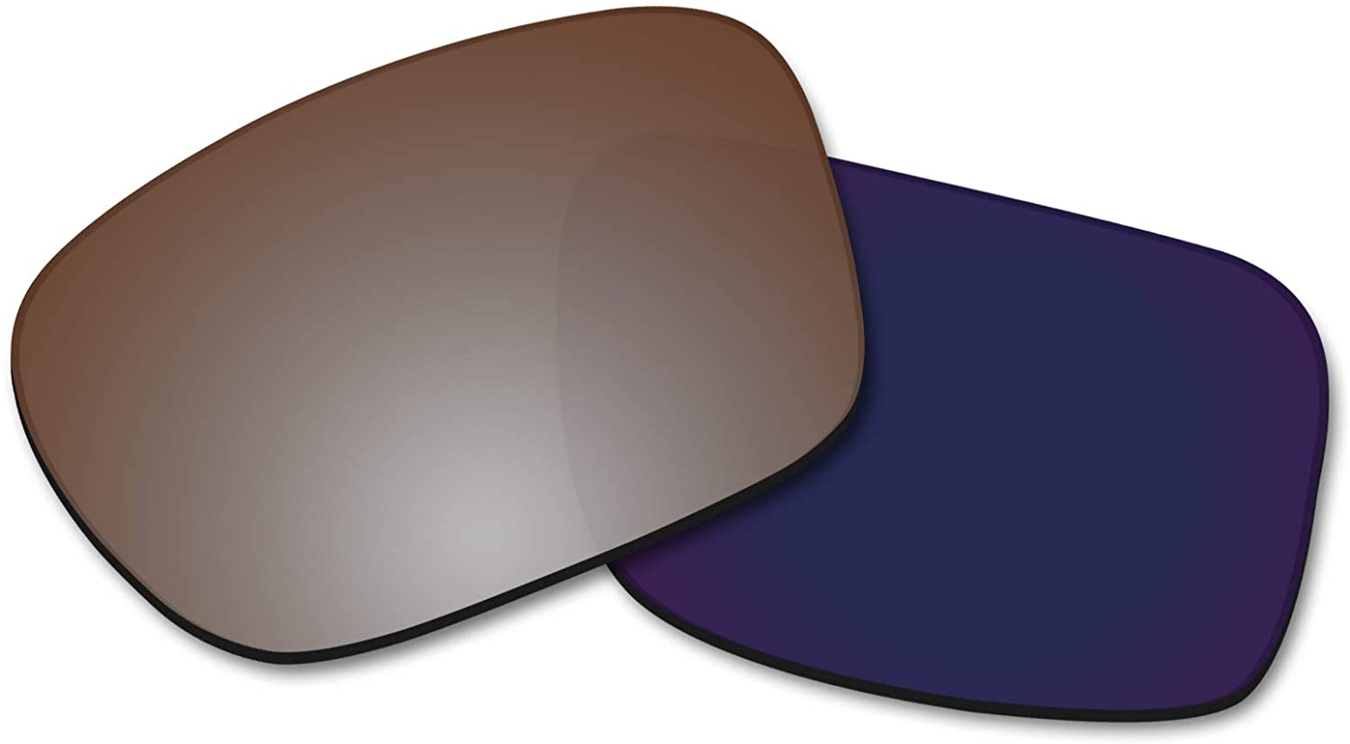 Betterun Polycarbonate Polarized Replacement Lenses for Oakley Scalpel