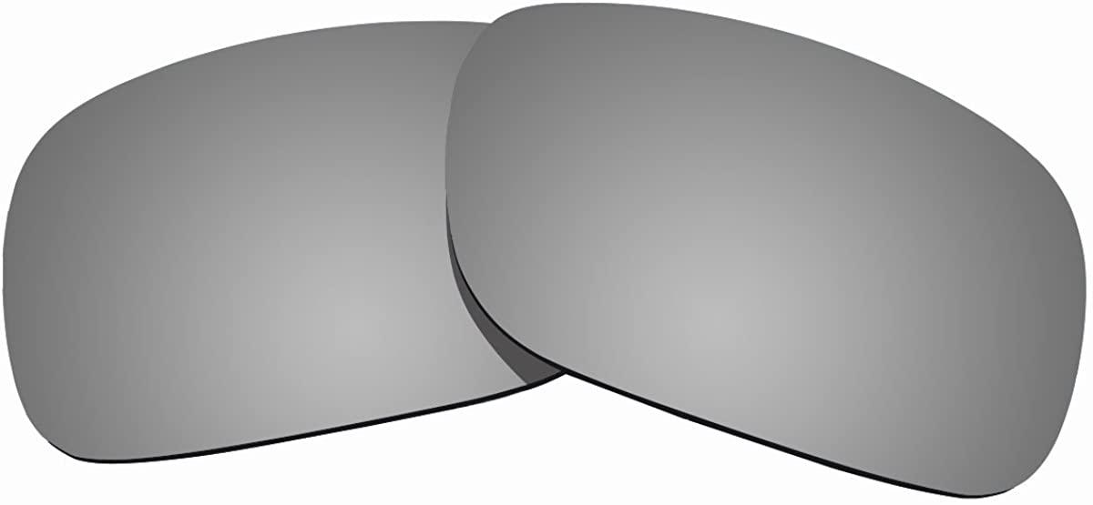 Sunnyblue2 Titanium Polarized Replacement Lenses for Oakley Holbrook Sunglasses