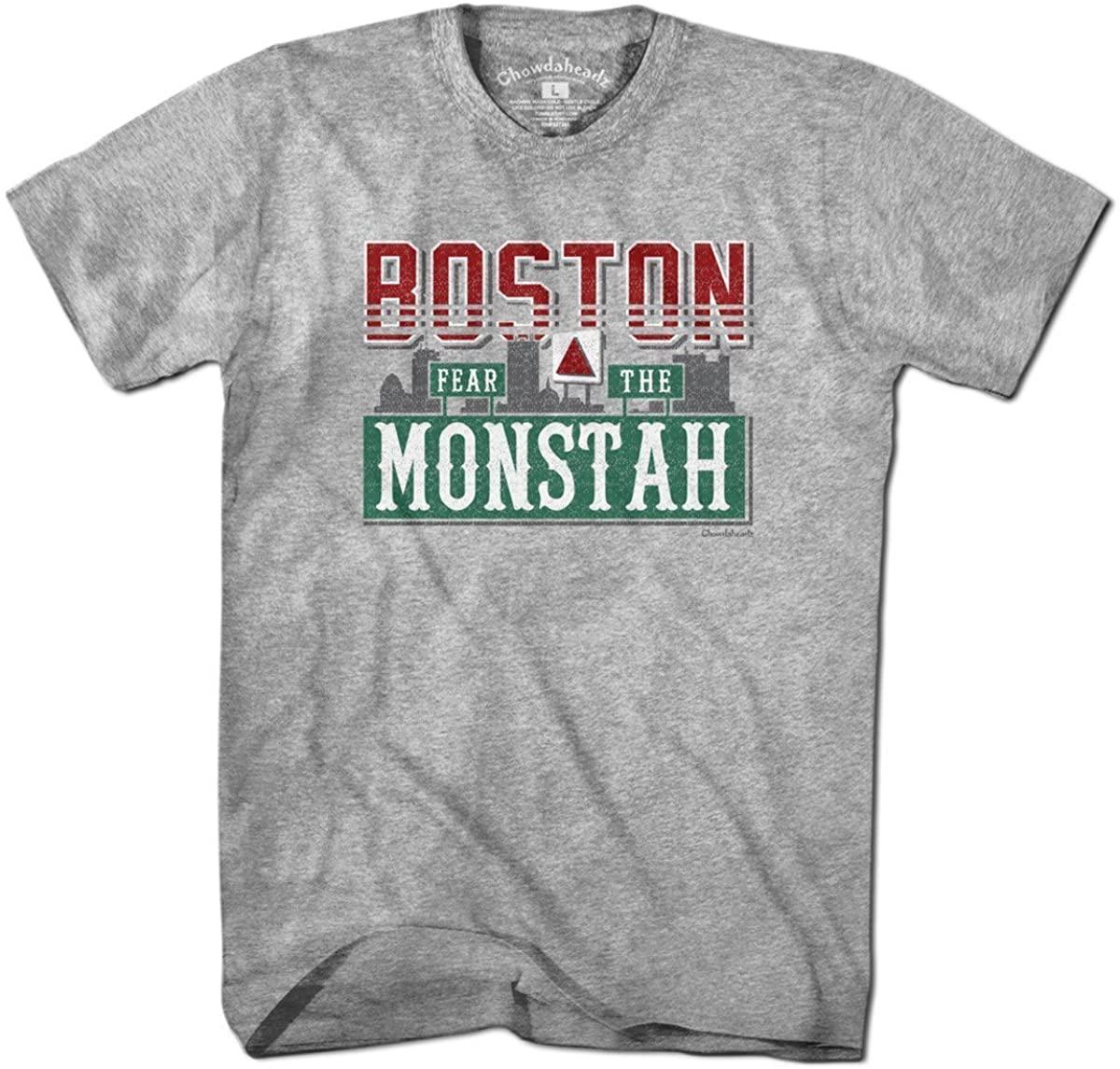 Fear The Monstah T-Shirt