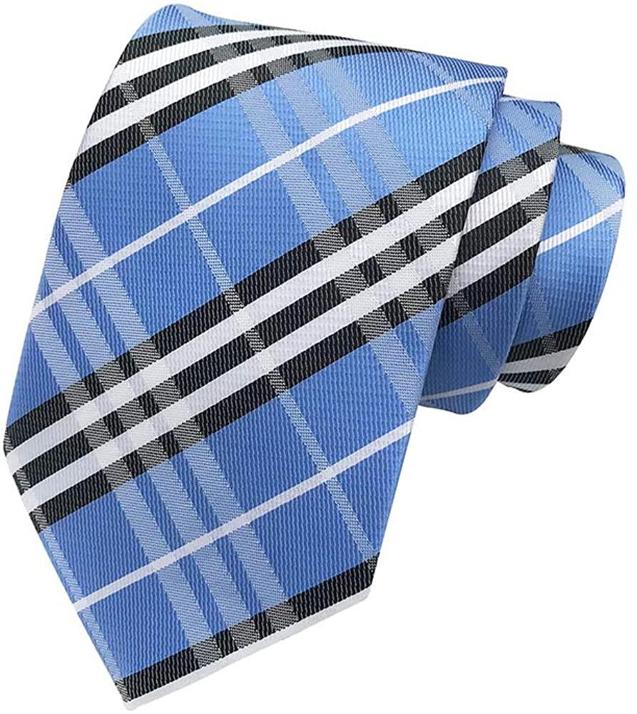 Stanley Mens Classic Scottish Plaid Collection Tie