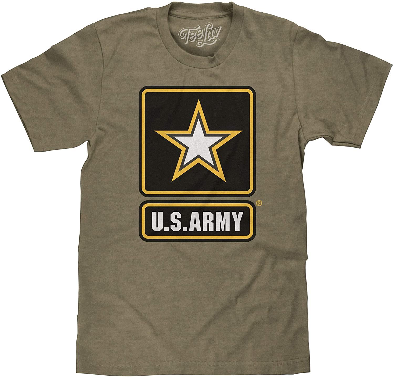 Tee Luv US Army Shirt - United States Military T-Shirt