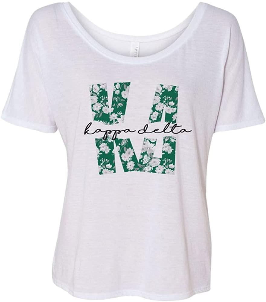 Kappa Delta Slouchy T-Shirt