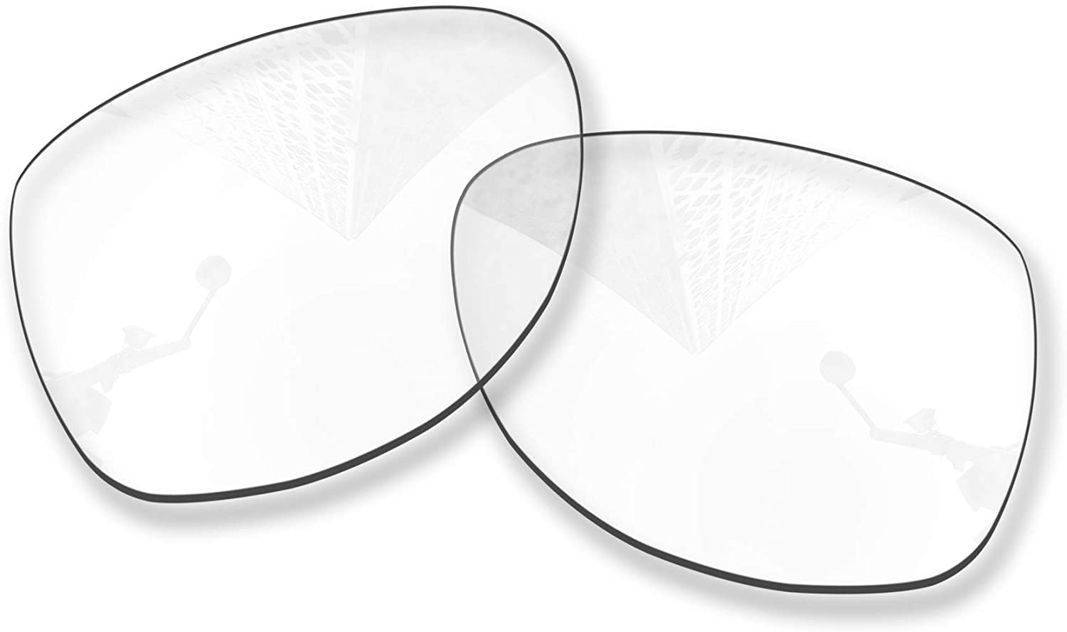 MYCOURAG Replacement Lenses Compatible with Oakley Dispatch 2 OO9150 Sunglass