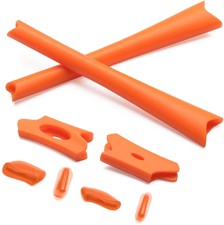 PapaViva Replacement Rubber Kits for Oakley Flak Jacket/Flak Jacket XLJ