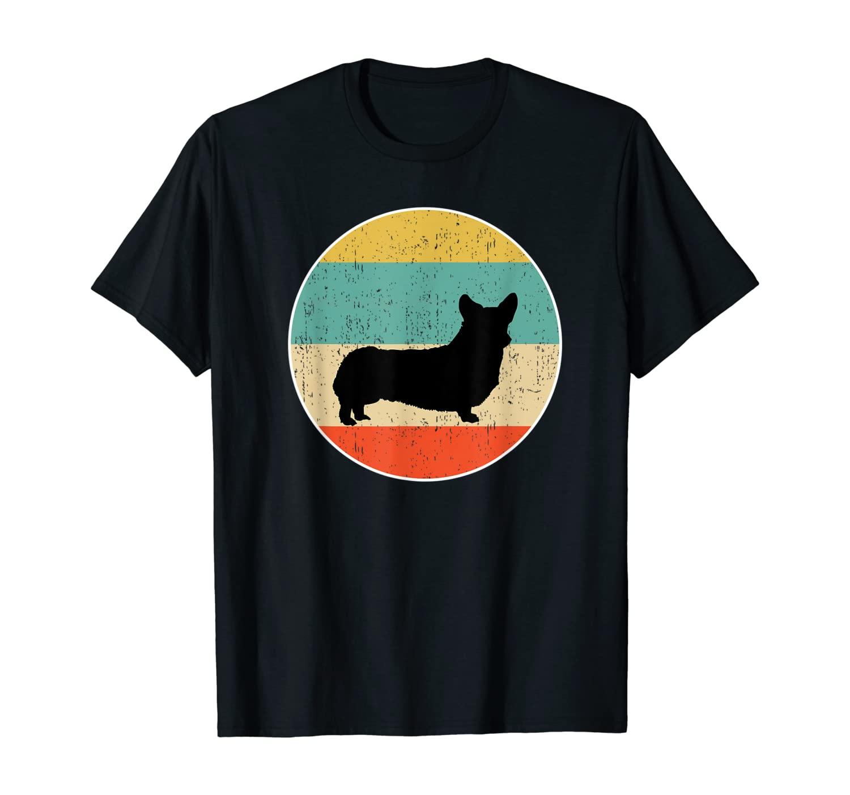 Pembroke Welsh Corgi Dog Gift T-Shirt
