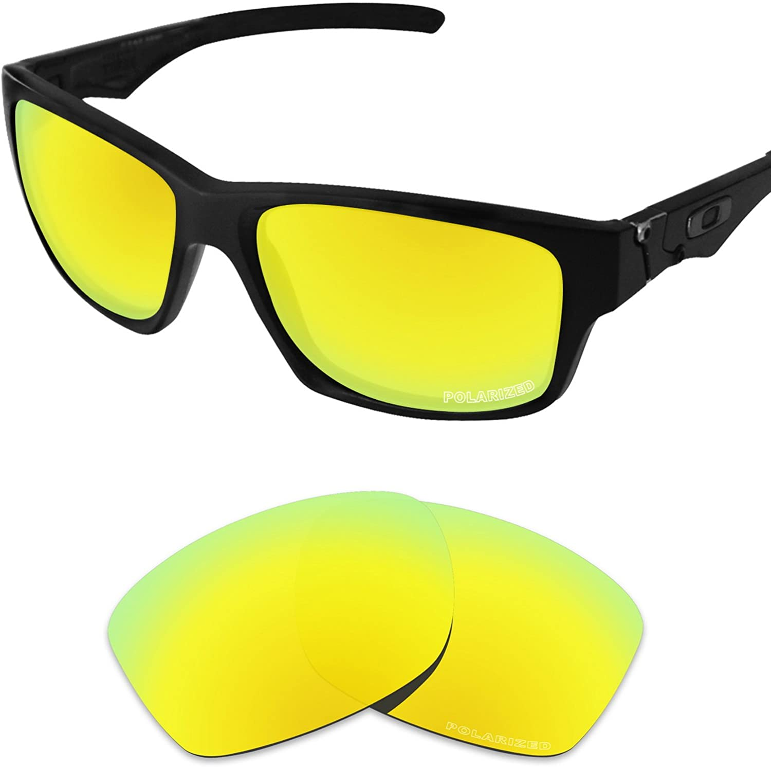 Tintart Performance Lenses Compatible with Oakley Jupiter Squared Polarized Etched
