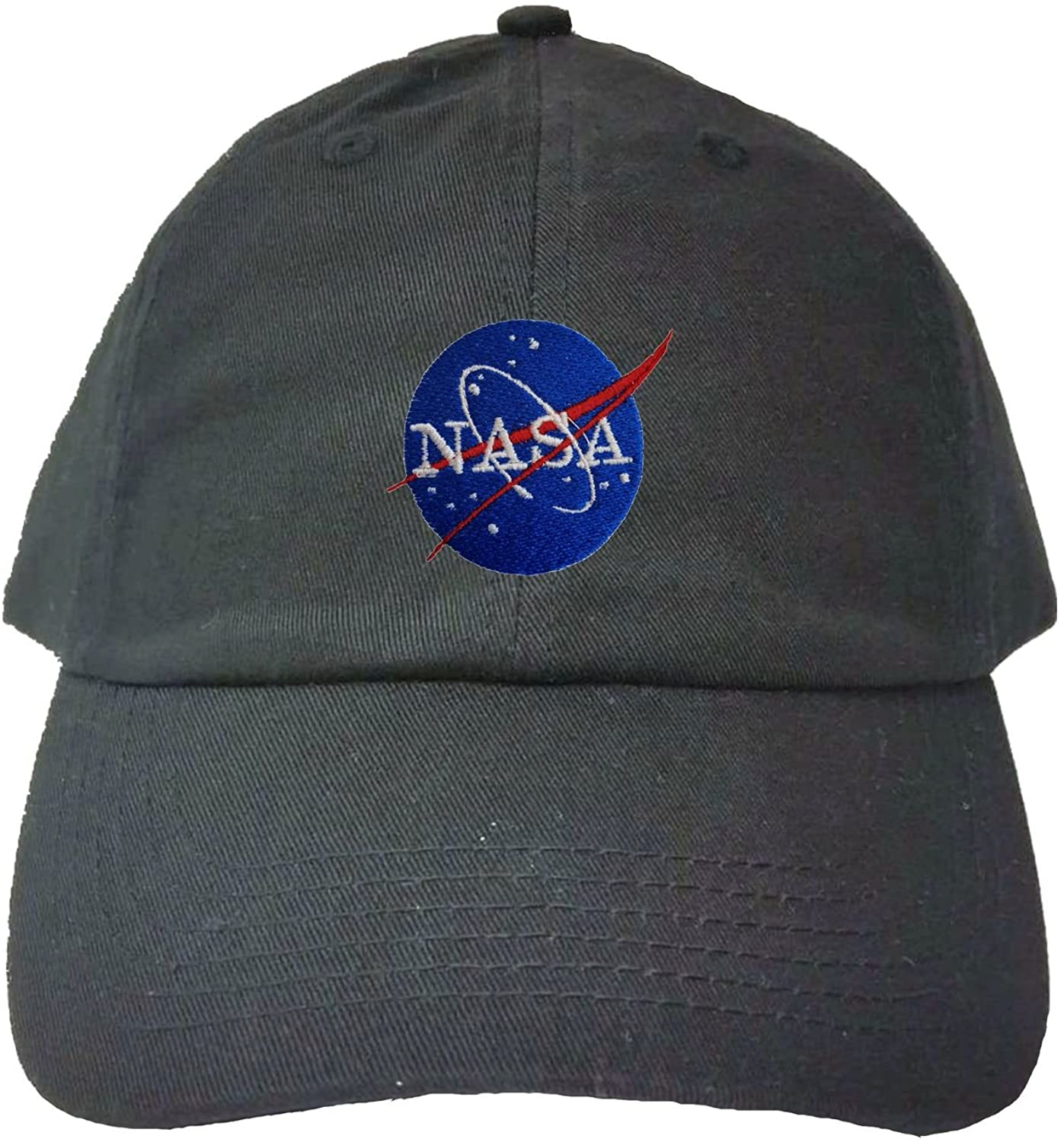 Go All Out Adult NASA Insignia Logo Embroidered Dad Hat