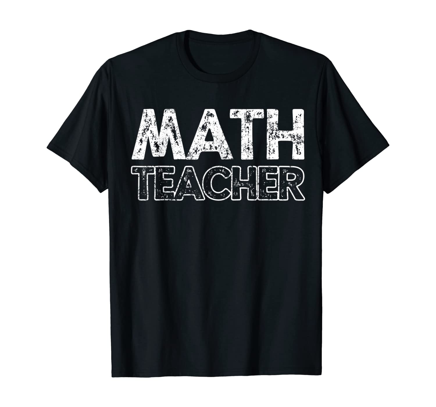 Math Teacher T-Shirt