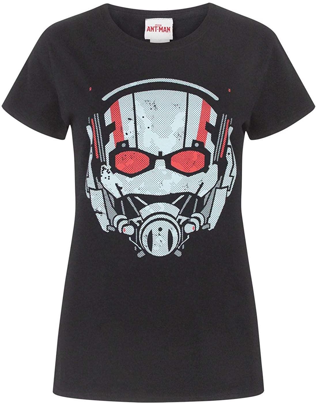 Marvel Womens/Ladies Ant-Man T-Shirt