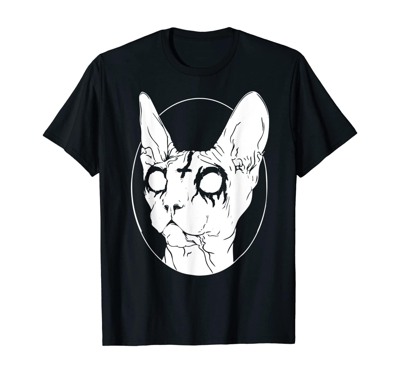 Death Metal Goth Gift T-Shirt