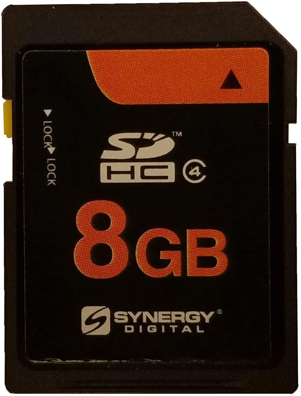 Canon Powershot A720 is Digital Camera Memory Card 8GB Secure Digital High Capacity (SDHC) Memory Card