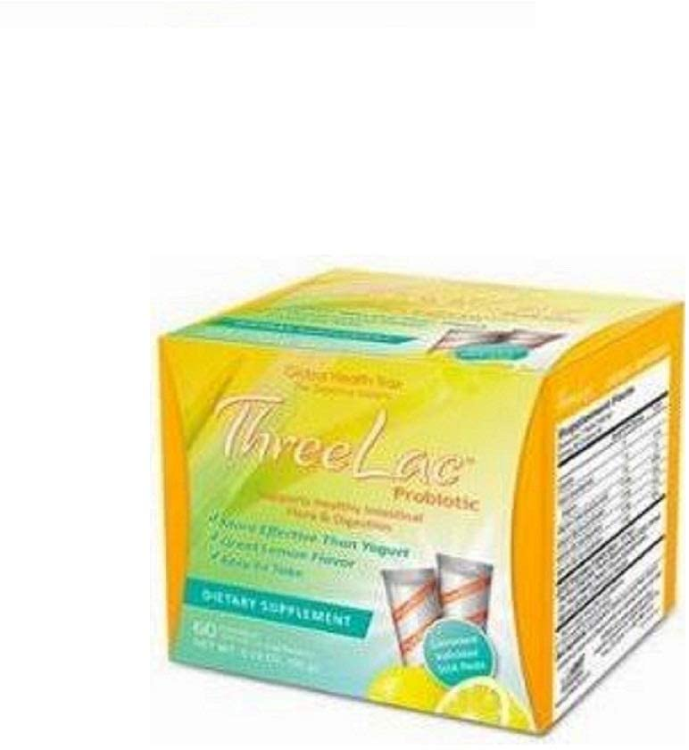 ThreeLac Probiotics for Candida by GHT by New Life Vitamins