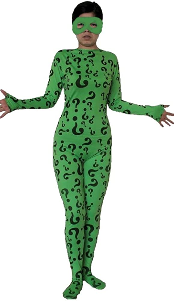 MyPartyShirt The Riddler Adult Costume