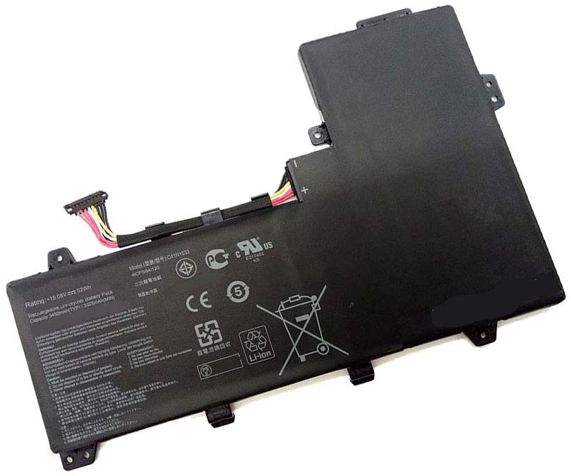 Powerforlaptop Laptop/Notebook Replacement C41N1533 Battery for Asus Q524U Q534U UX560UX-FZ021T UX560UQ UX560UQ-1A UX560UQ-1C UX560UX UX560UX-1A UX560UX-1C UX560UX-FZ017T UX560UX-FJ020R 0B200-02010200