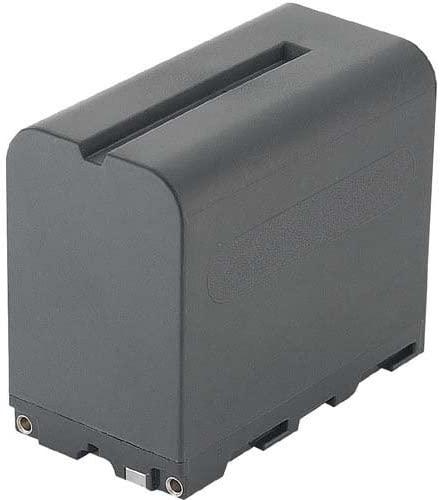 Synergy Digital Camcorder Battery, Works with Sony NEX-FS700UK Camcorder, (li-ion, 7.4V, 6900 mAh) Ultra Hi-Capacity Battery