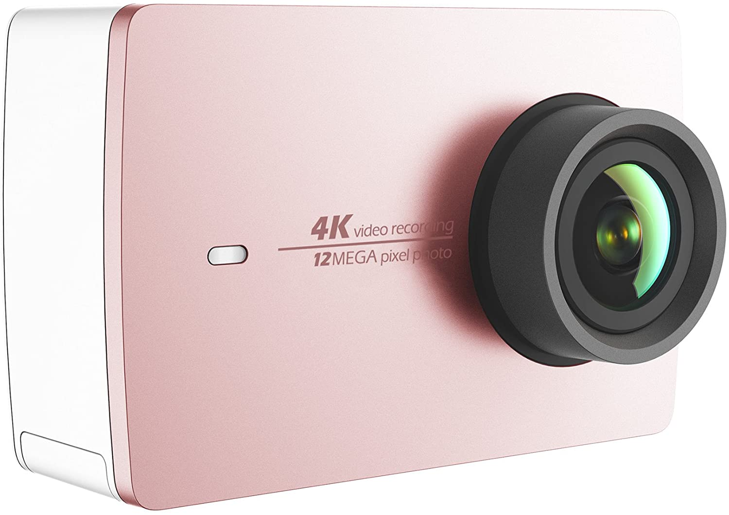 YI 4K Action Camera (US Edition) Rose Gold