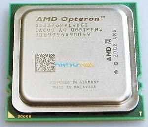AMD OS2376PAL4DGI OS2376PAL4DGI-AMD-Third-Generation-Opteron-2376-HE-2-3GHz-6-2000MHz