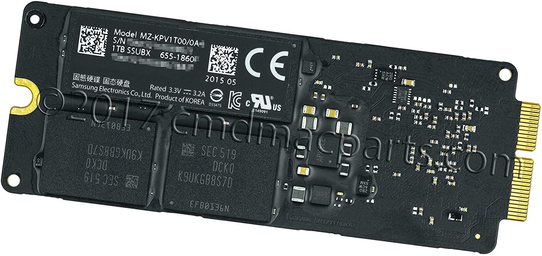 Odyson - 1TB SSD (PCIe 3.0 x4, SSUBX) Replacement for MacBook Pro, iMac, Mac Pro, Mac Mini (Late 2013-2015)