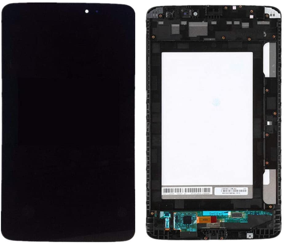 LCD Display Touch Screen Digitizer Assembly+Frame for LG G Pad 8.3 V500 WiFi Black