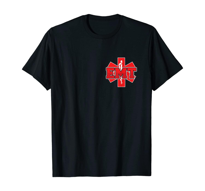 Emergency Medical Technician EMT EMS Paramedic Medicine Gift T-Shirt