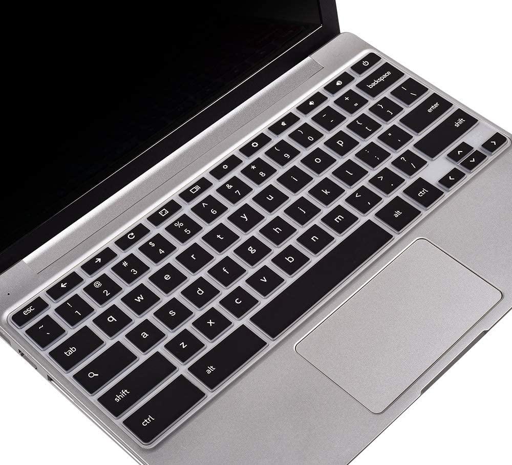 Keyboard Cover for 2020-2017 Samsung Chromebook 4 3 XE310XBA XE500C13 XE501C13 11.6