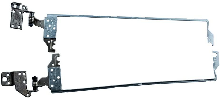 Laptop Left & Right Hinge Compatible for ACER Aspire E5-422 E5-422G E5-473 E5-474 LCD Screen Hinges Set AM1C7000800 AM1C7000900