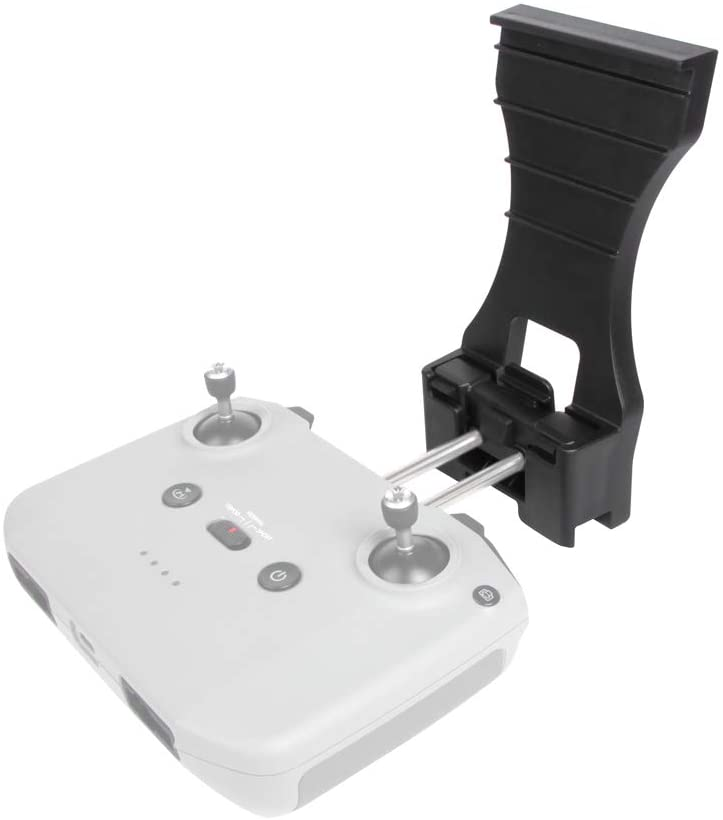Xingsiyue Extenders Bracket for DJI Mavic Air 2 Transmitter - Universal Tablet Clip Adjustable Holder Stand Clamp