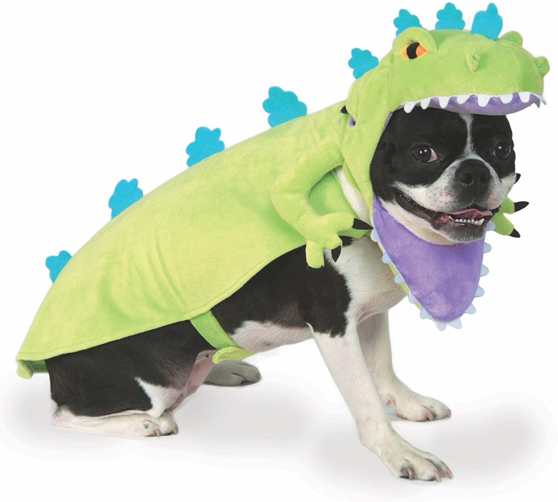 Nickelodeon 580648-M Rugrats Reptar Pet Costume, Medium