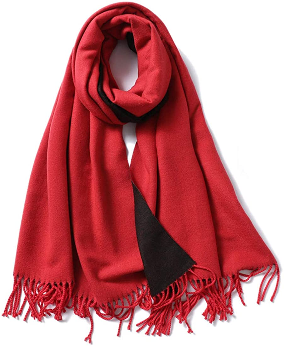 Young_Me Womens Cashmere Scarf Extra Large 26