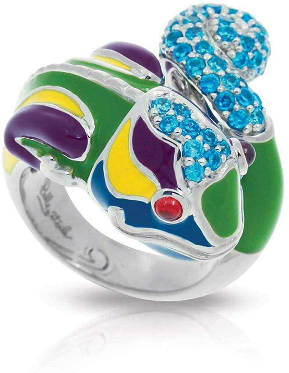 Belle Etoile Chameleon Ring Multicolor