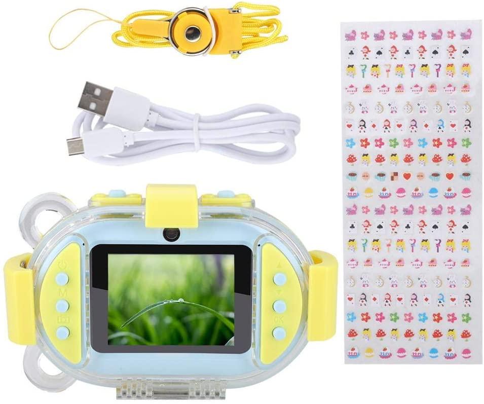 Sutinna Muti-Function Camera, Mini Digital Camera, for Kids, for Children Gifts, for Children,(Blue)
