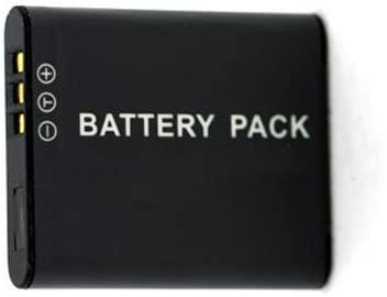 Synergy Digital Camera Battery, Works with Pentax WG-10 Digital Camera, (Li-Ion, 3.7V, 900 mAh) Ultra Hi-Capacity, Compatible with Pentax DL-i92 Battery