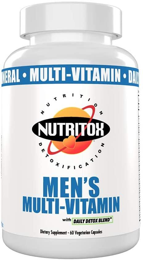 Nutritox Male 2/day, 4 ounces Bottle