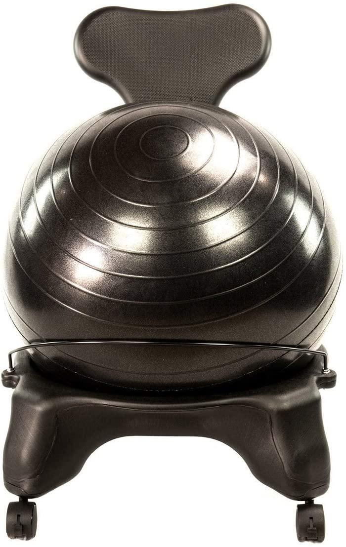 Aeromat Ball Chair - Black