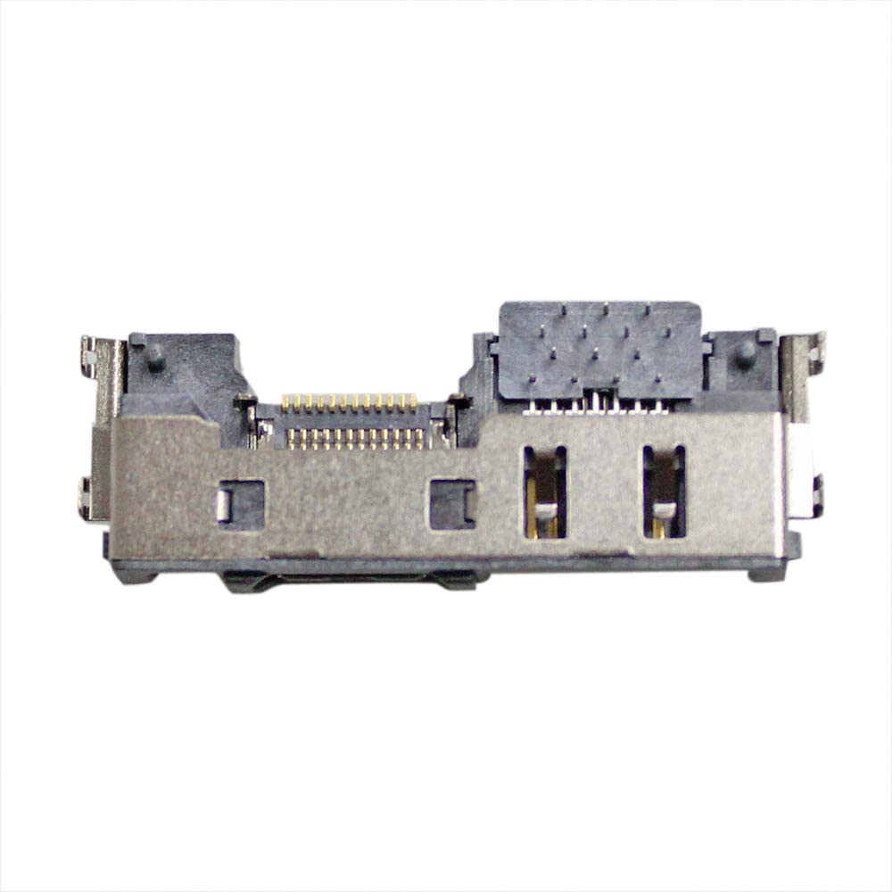 Zahara DC Power Jack Type-C Charging Port Socket Plug Replacement for Lenovo ThinkPad T480 T480S T580