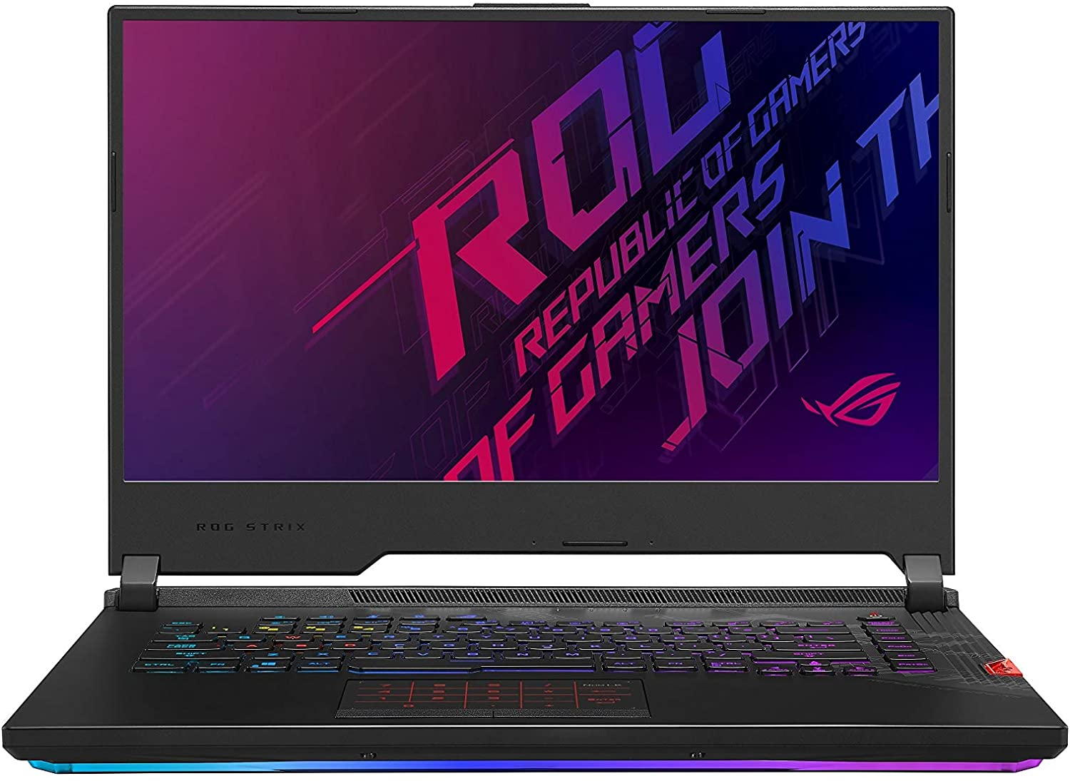 CUK ROG Strix SCAR 15 G532LWS by ASUS 15 Inch Gaming Notebook (Intel Core i7, 16GB RAM, 1TB NVMe SSD, NVIDIA GeForce RTX 2070 Super 8GB, 15.6 FHD IPS 240Hz 3ms, Windows 10 Home) Gamer Laptop Computer