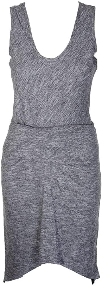 Rachel Roy Womens Michele High-Low Gathered Asymmetrical Dress